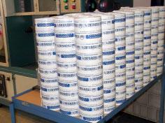 brand print adhesive tape