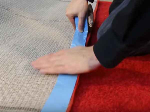 carpet adhesive for events