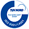 TUV Nord ISO 9001 y 14001